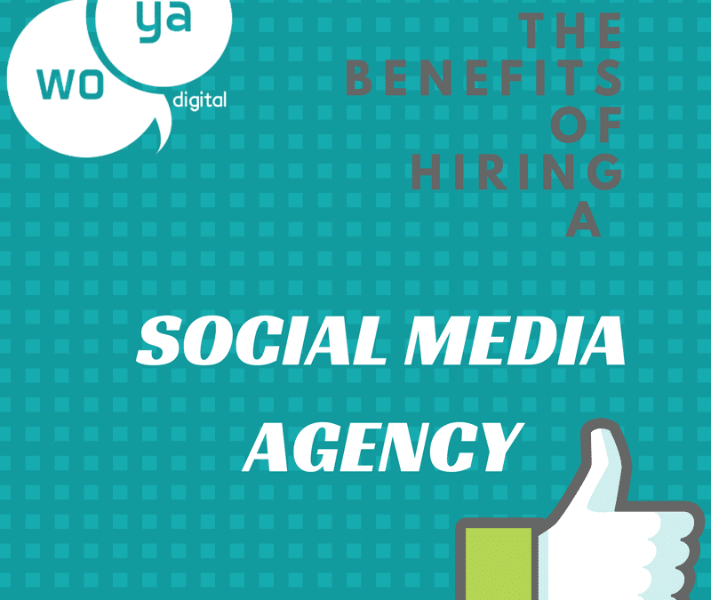 The Benefits of Hiring a Social Media Agency